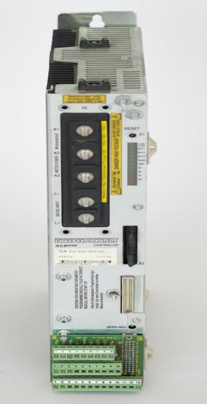 INDRAMAT SERVO DRIVE -  TDM 3.2-020-300-W0  - 8HP 6KW 20Amp 300VDC.